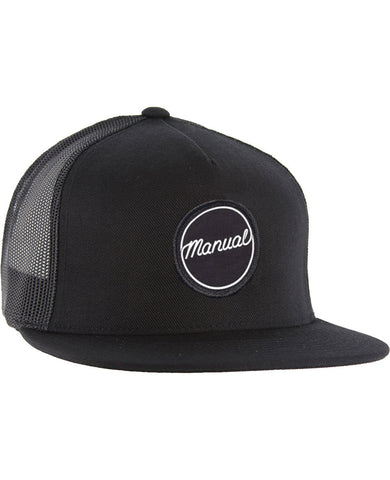 Manual 'Diner' Trucker Cap