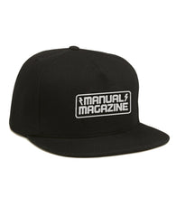 Manual 'Staying Put' Snapback Hat