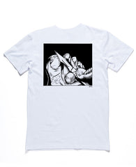 Manual Andrés Jensen Artist Series 'Scalpel' T-shirt