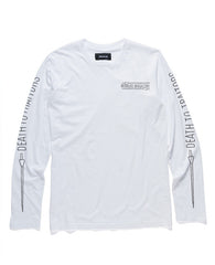 Manual Death To Traitors Long Sleeve T-shirt