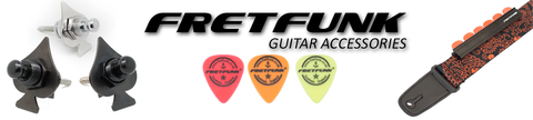 Fretfunk Coloured Guitar Gear