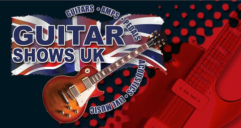 Fretfunk to attend the Bristol Guitar Show