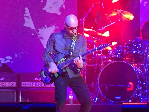 Joe Satriani playing Portsmouth Guildhall