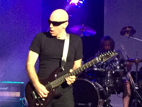Joe Satriani playing portsmouth