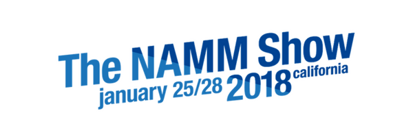 Image for the NAMM Show 2018