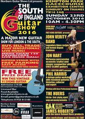 Fretfunk at Southern Guitar Show 2016
