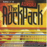 The RockPack - Rocksmith Compatible Coloured Electric Guitar Strings - Fretfunk  - 1