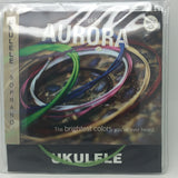 Aurora Coloured Soprano Ukulele Strings - Fretfunk  - 6