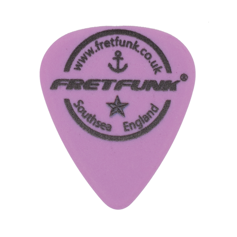 Fretfunk Custom Guitar Picks 12 Pack - 1.14 mm Ultra Violet - Fretfunk  - 1