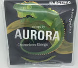 Aurora Chameleon Electric Guitar Strings (UV Glow in the Dark) - Fretfunk  - 2
