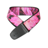 "Guitar Strap with ""Floral"" Design - Fretfunk - 4"