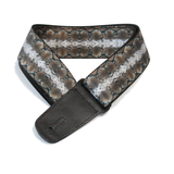 "Guitar Strap with ""Snakeskin"" Design - Fretfunk - 1"
