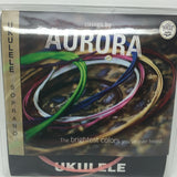 Aurora Coloured Soprano Ukulele Strings - Fretfunk  - 5