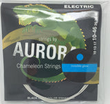 Aurora Chameleon Electric Guitar Strings (UV Invisible Glow) - Fretfunk  - 2