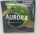 Aurora Chameleon Electric Guitar Strings (UV Glow in the Dark) - Fretfunk  - 1