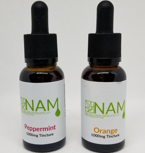 1000mg CBD Oil