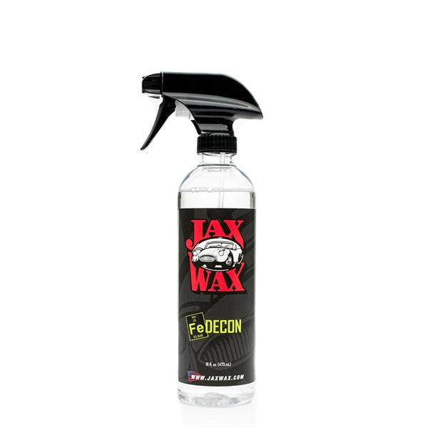 Jax Wax Iron Decon (473 ml)