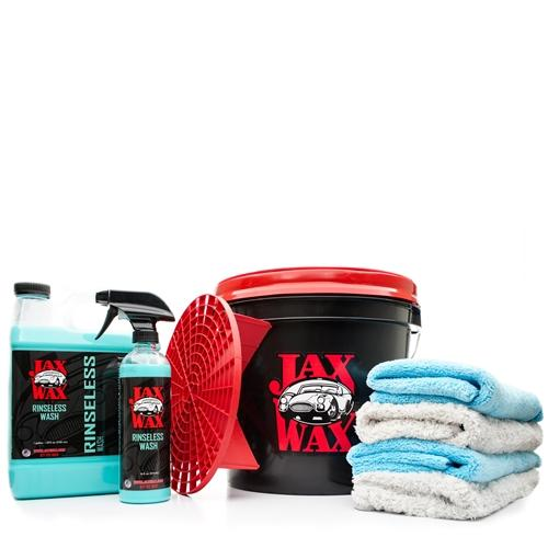 Jax Ultimate Rinseless Wash Kit