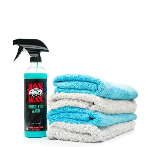 Rinseless Wash Kit (473 ml)