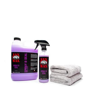 Jax Wax Spray & Seal Liquid Paint Sealant