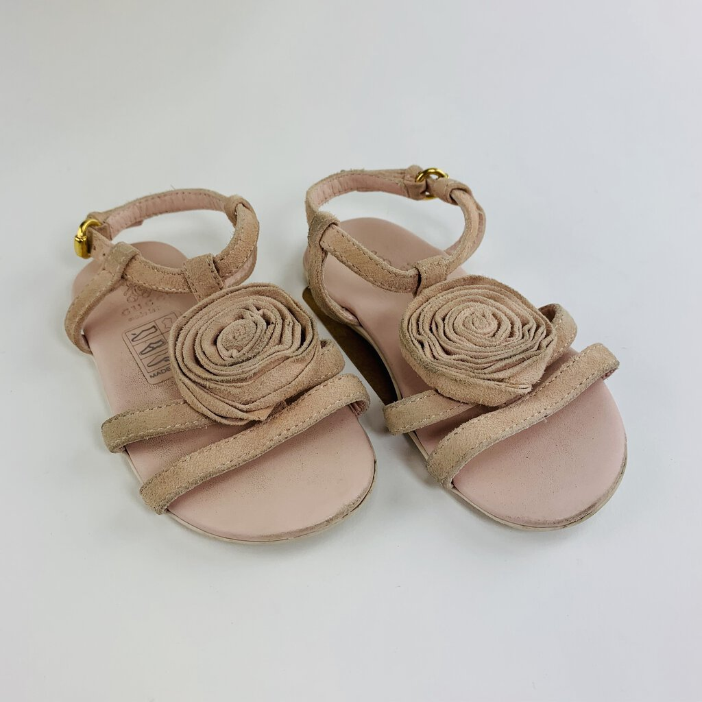 Gucci Suede Sandals 21/5 - SeeSaw Childrens Consignment