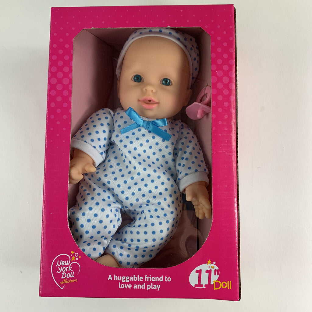"NEW 11"" Doll Taylor"