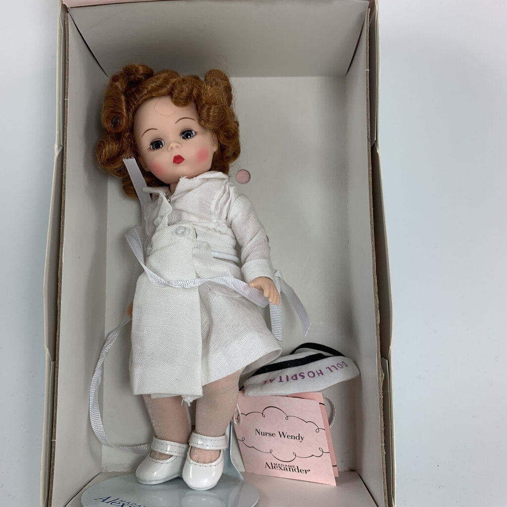 Madame Alexander Nurse Wendy Doll in Box - SeeSaw Childrens Consignment