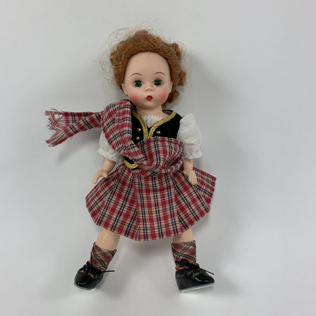 Madame Alexander Doll Scottish Lass - SeeSaw Childrens Consignment