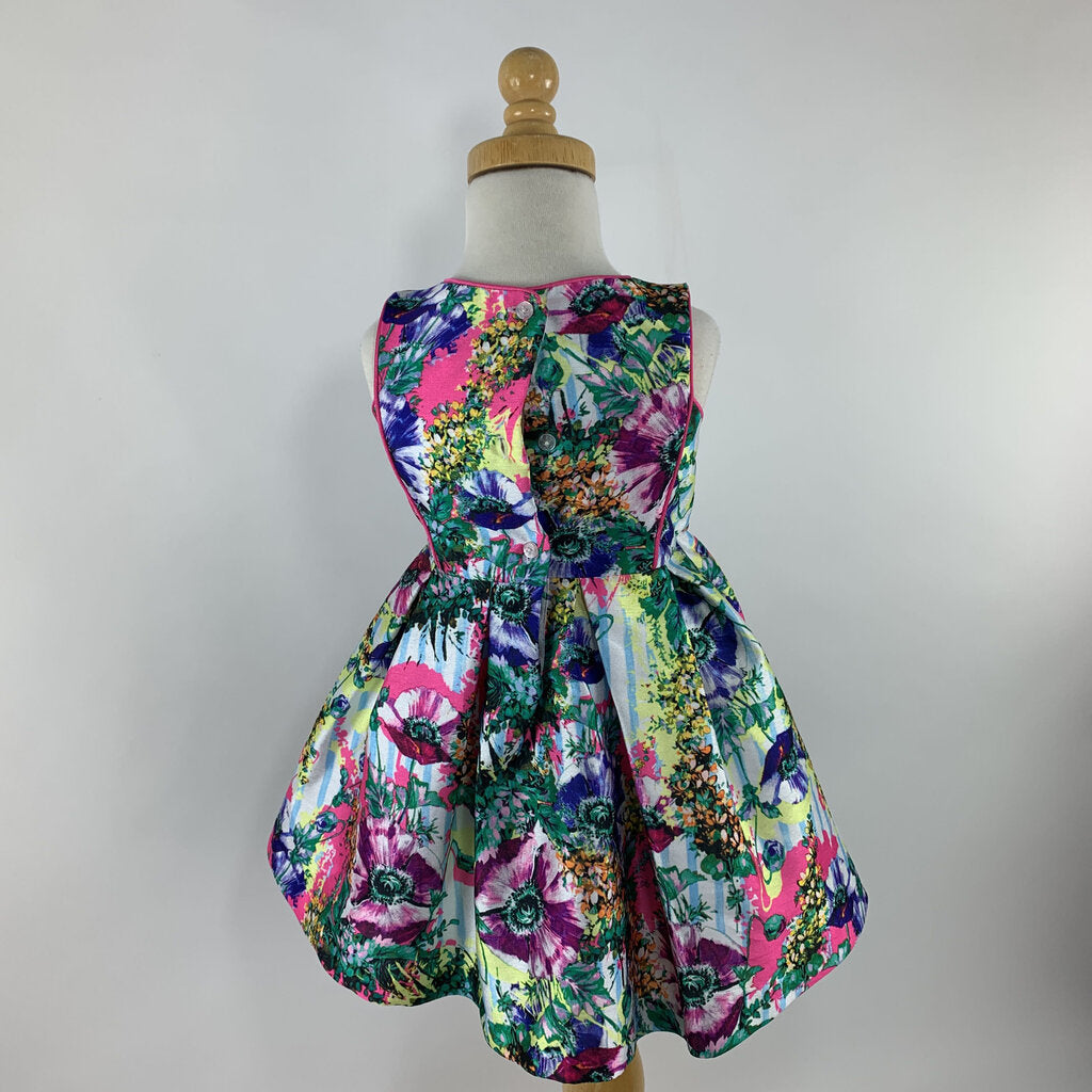 Pippa Julie Floral Dress Size 24 mo - SeeSaw Childrens Consignment