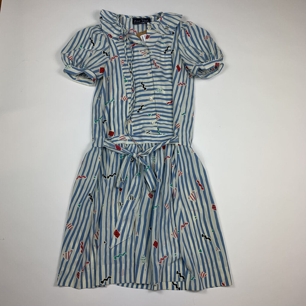 Zoe Tise Stripe Dress