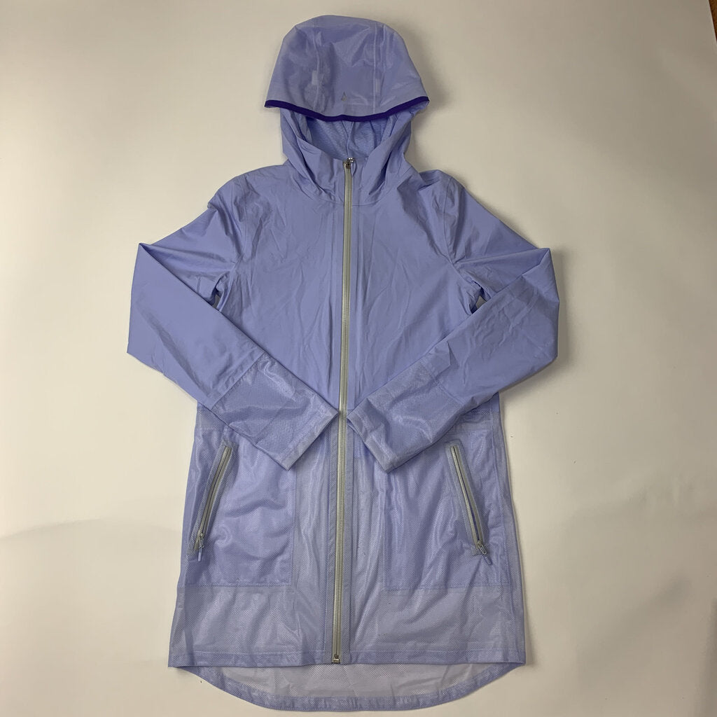 ivivva lav rain coat - SeeSaw Childrens Consignment