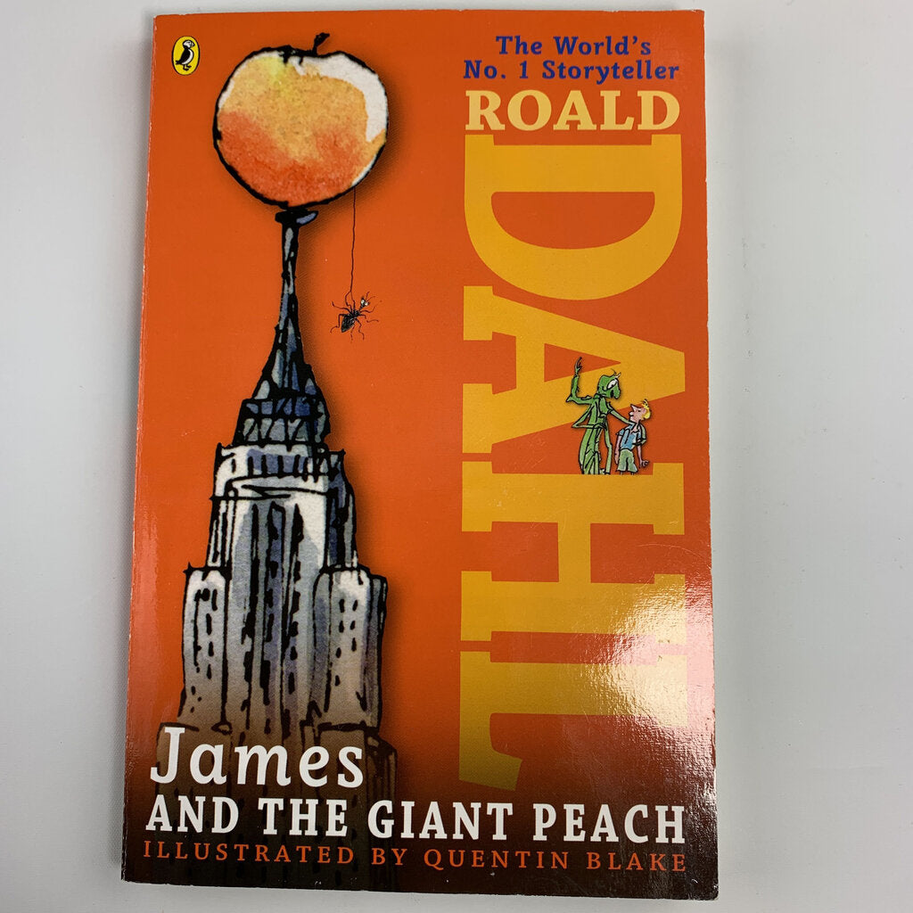 Roald Dahl James and The Giant Peach - SeeSaw Childrens Consignment