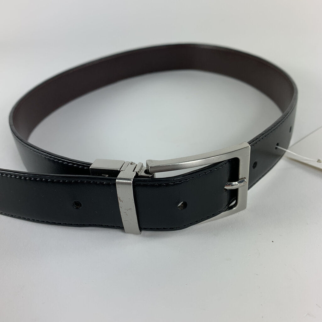 Nordstrom Black Brown Reversible Belt - SeeSaw Childrens Consignment