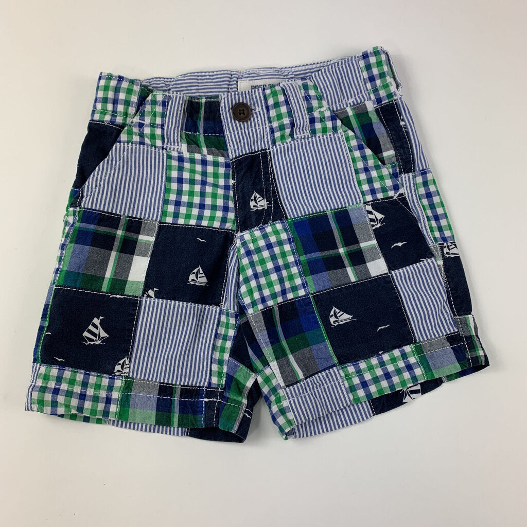 Gym Plaid Shorts Size 2