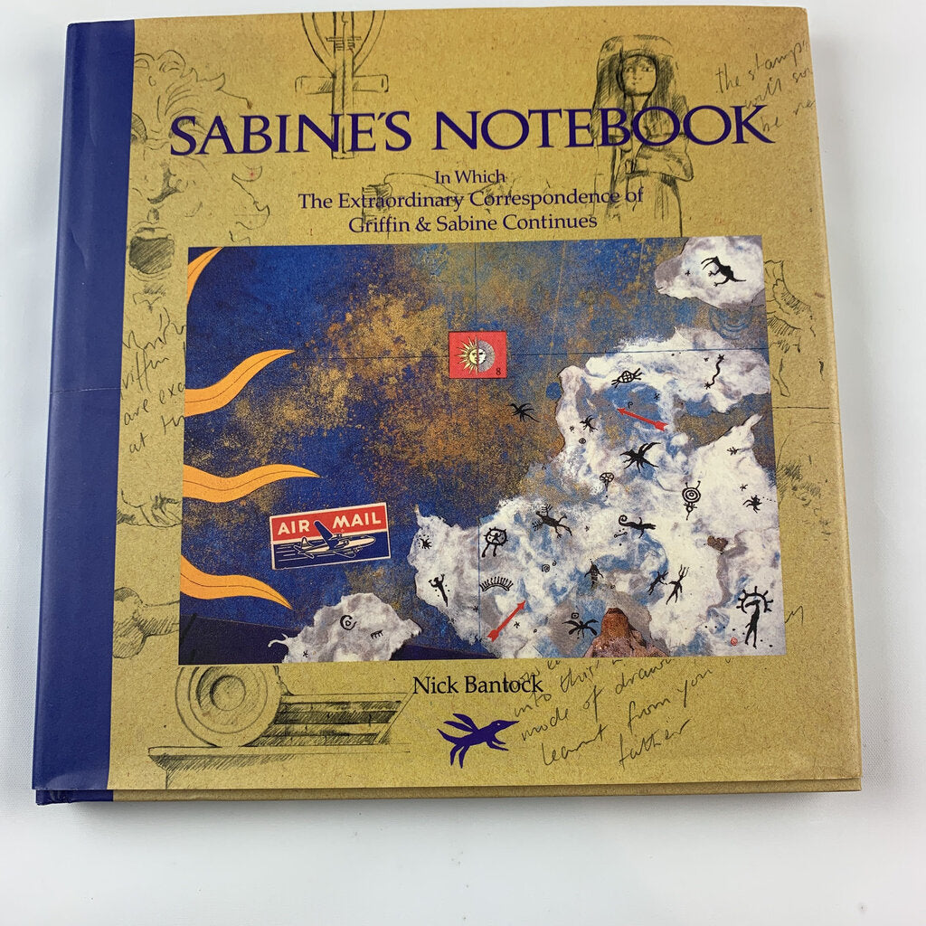 Sabines Notebook - SeeSaw Childrens Consignment