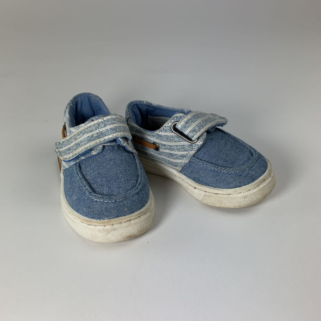 Toms Shoes Size 4 Infant/Toddler - SeeSaw Childrens Consignment