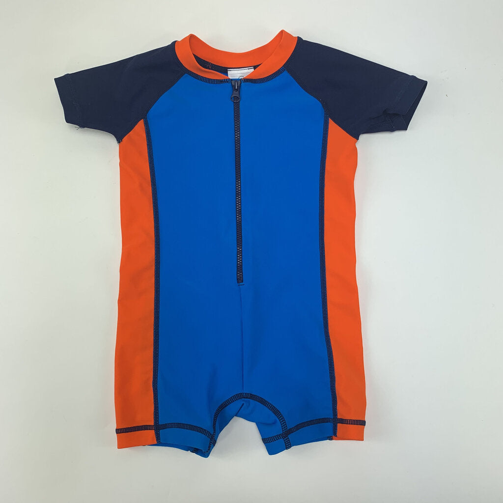 Hnna Andersson Short Rashguard Size 6-12 mo - SeeSaw Childrens Consignment