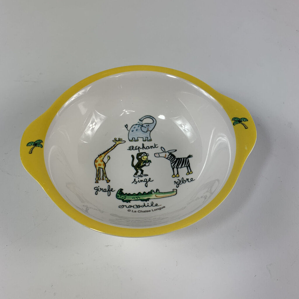 Baby Cie Animal Baby Bowl