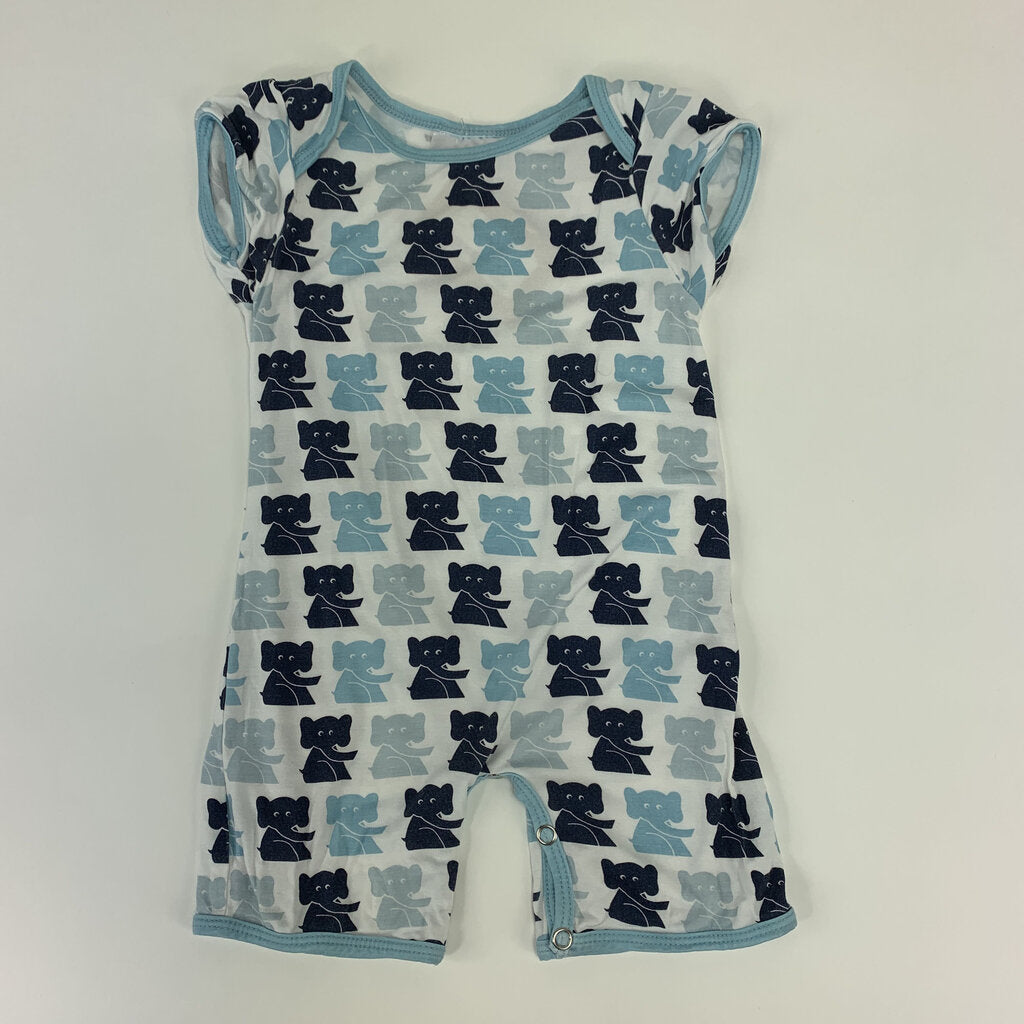 Little Bird Elephant Jumper Size 6-12 mo - SeeSaw Childrens Consignment