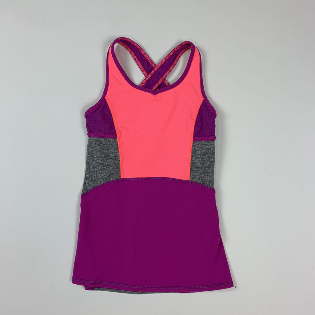 Ivivva Sport Tank Size 10 - SeeSaw Childrens Consignment
