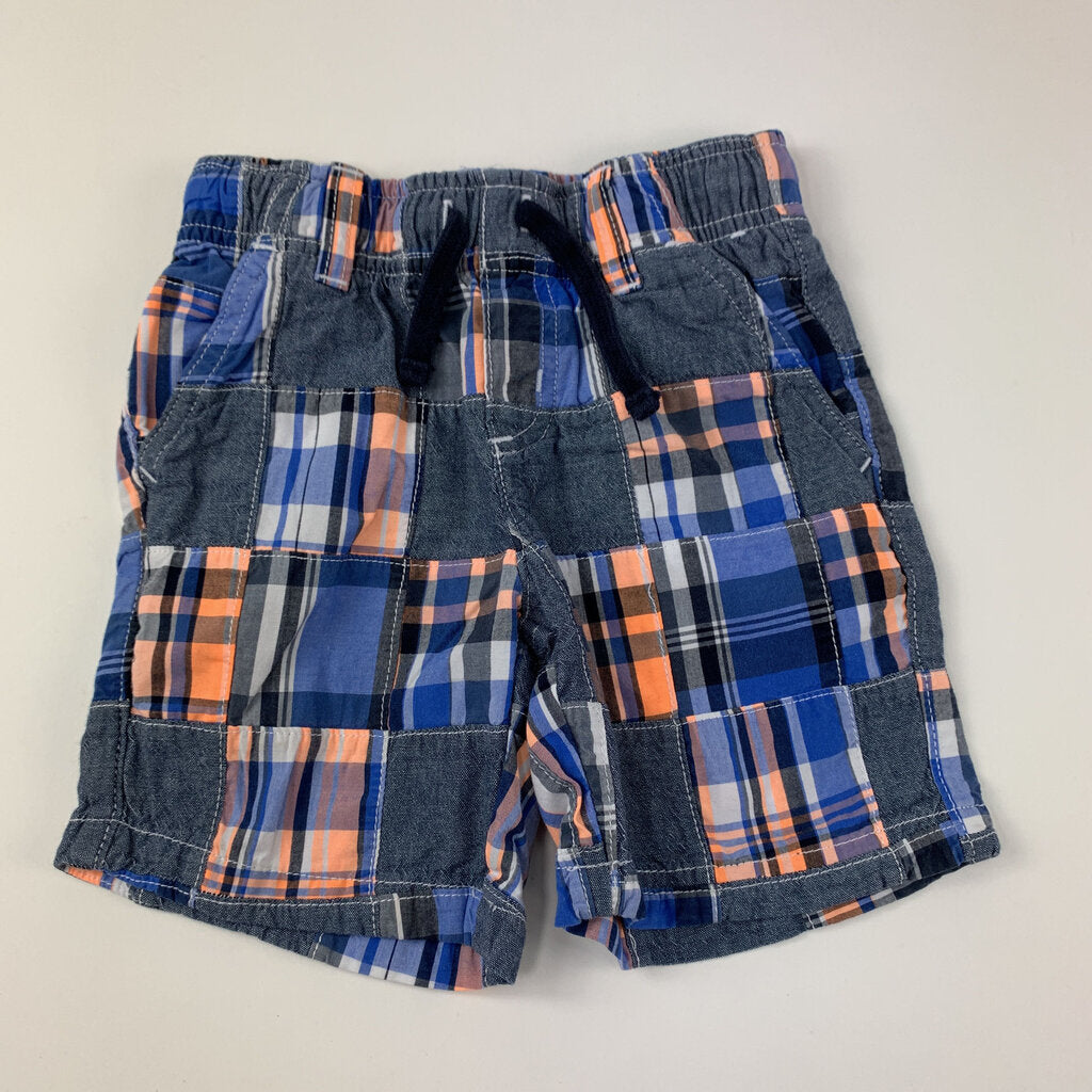 Gymboree Plaid Shorts Size 3