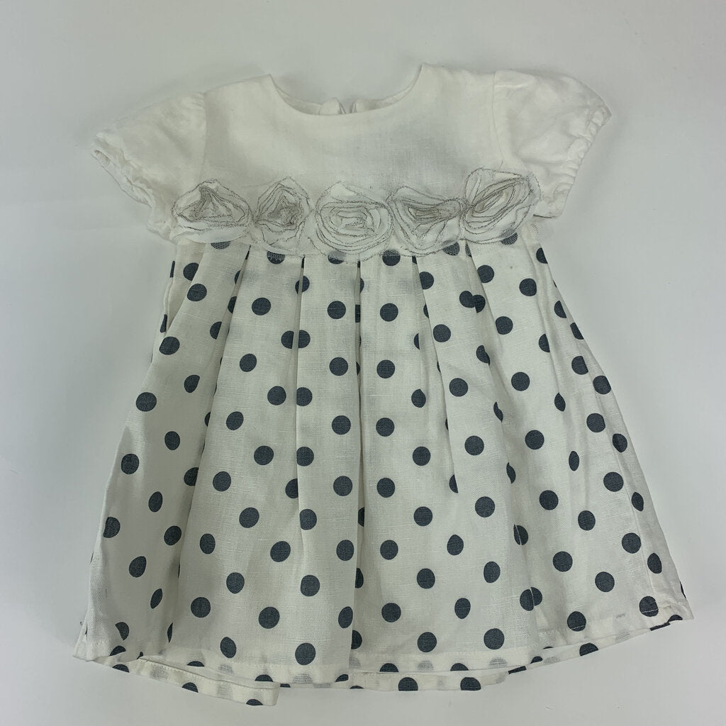 Simon Mignon Dress Size 9 mo - SeeSaw Childrens Consignment