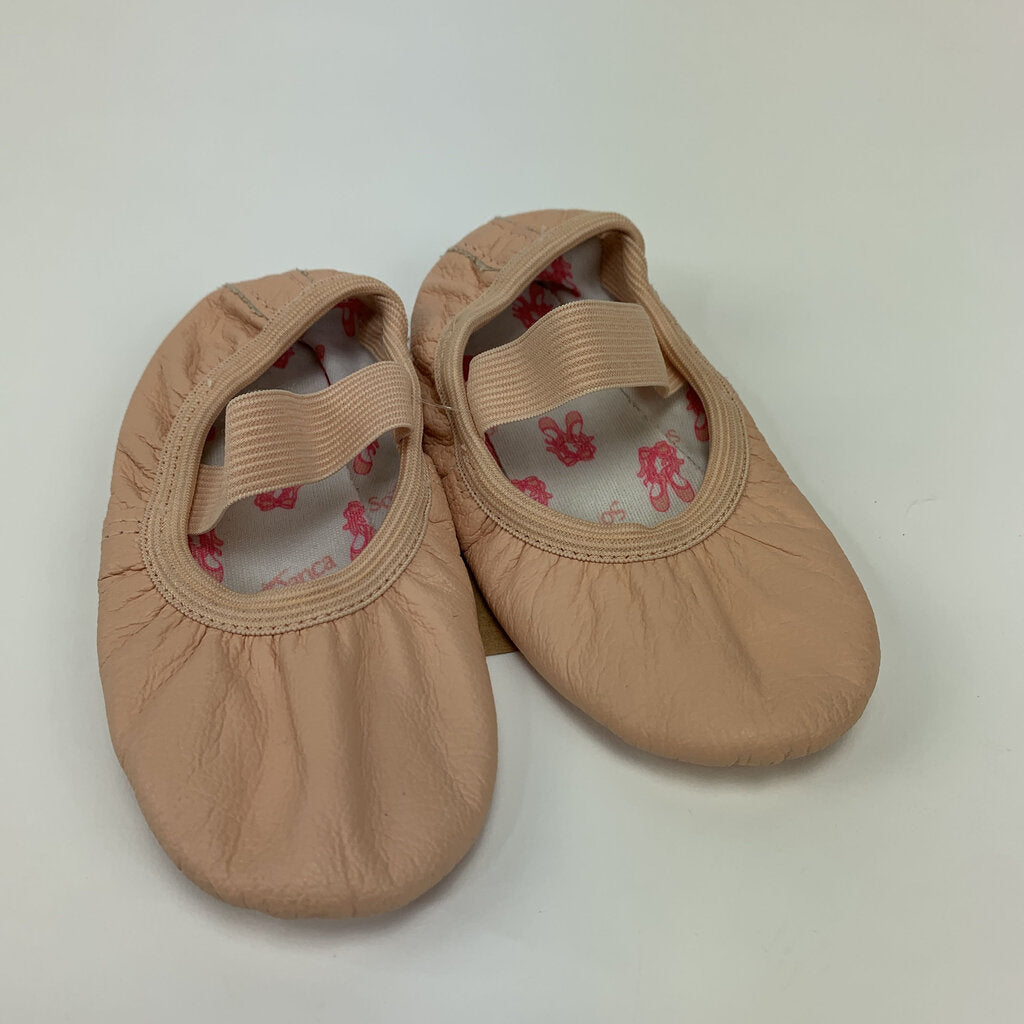 So Danca Ballet Shoes Size 6 Toddler - SeeSaw Childrens Consignment