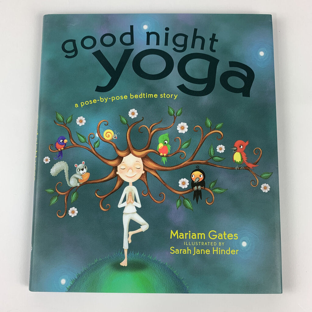 Good Night Yoga - SeeSaw Childrens Consignment