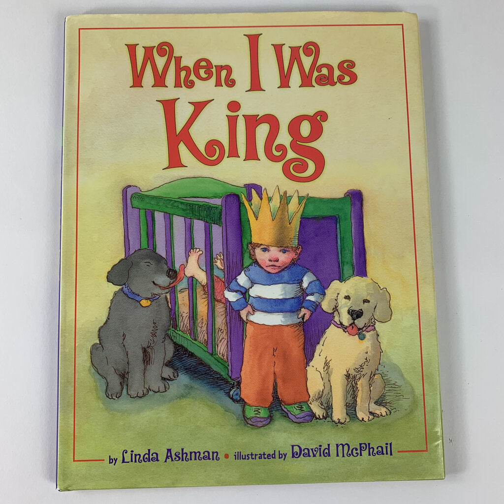 When I Was King - SeeSaw Childrens Consignment
