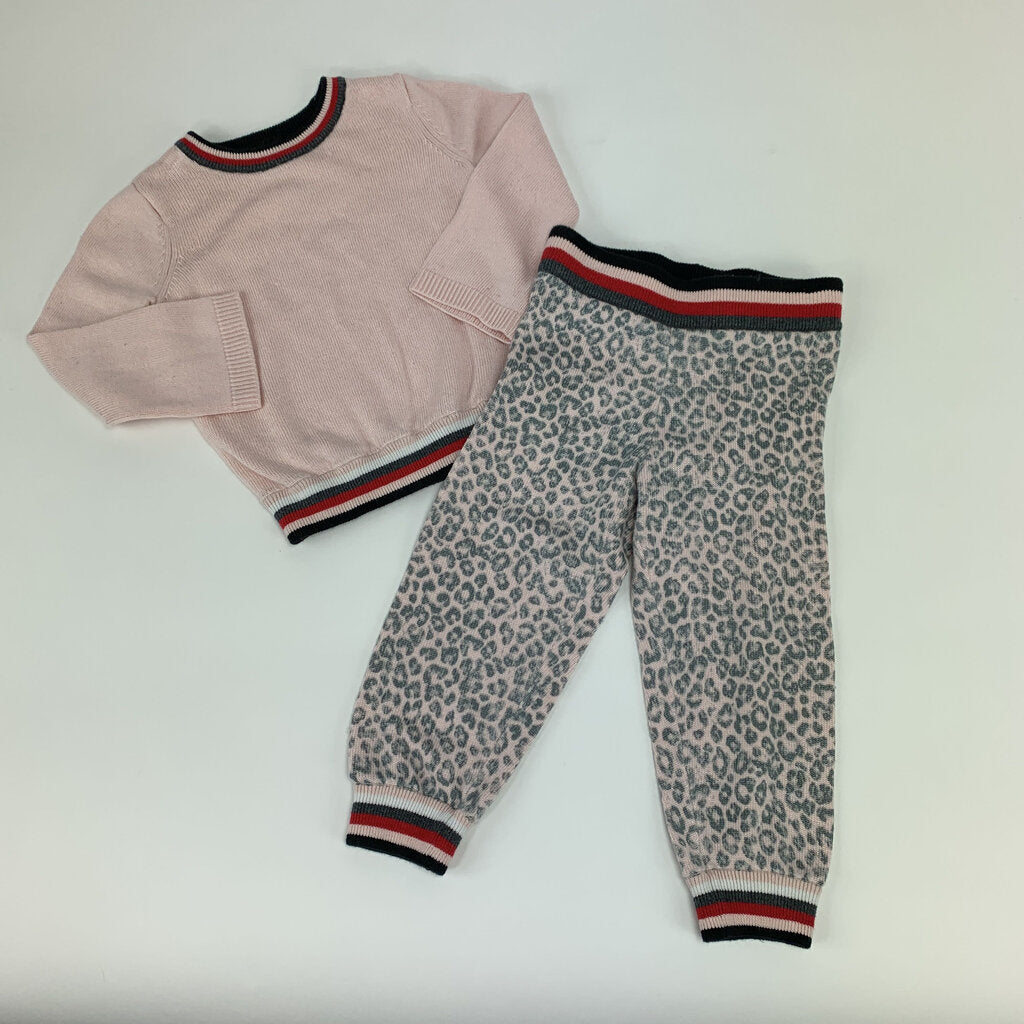 Splendid Sweater/ Knit Pants 2pc SIze 2 - SeeSaw Childrens Consignment