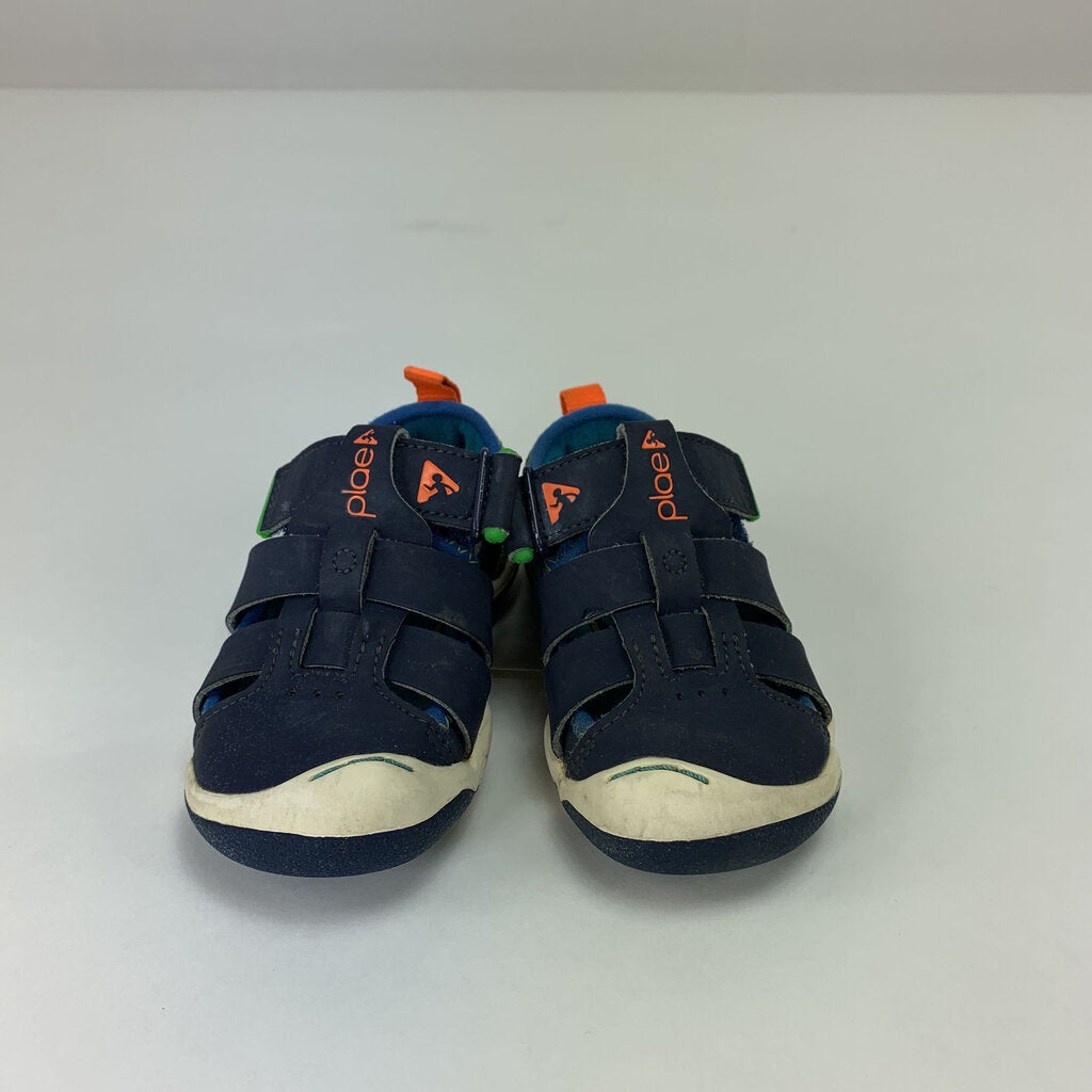 Plae Sandals SIze 7 - SeeSaw Childrens Consignment