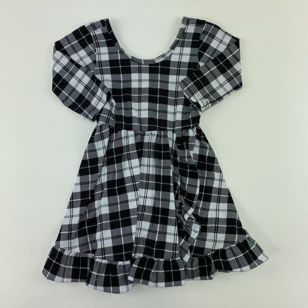 Eyee Kids Plaid Dress Size 3 - SeeSaw Childrens Consignment