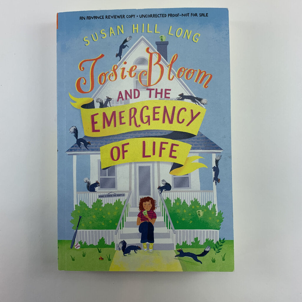 Josie Bloom And The Emergency Of Life - SeeSaw Childrens Consignment