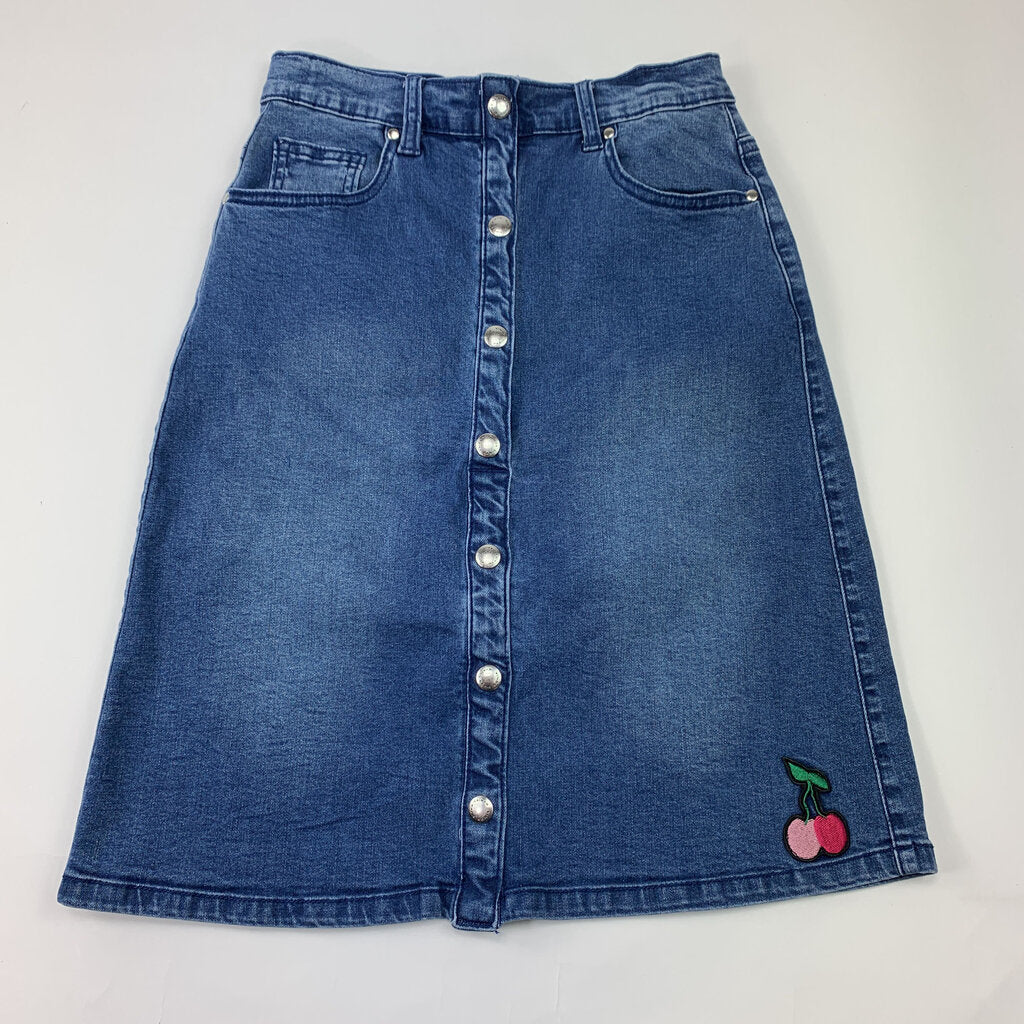 Sonia Rykiel Denim Skirt Size 10-12